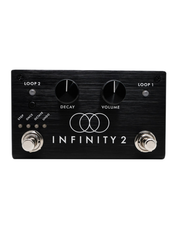 Pigtronix Infinity 2 Double Looper Effects Pedal