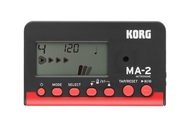 Korg MA-2 Metronome Red