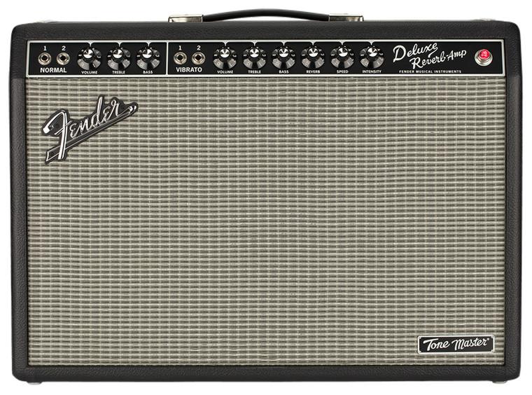 Fender Tone Master Deluxe Reverb Combo Amp