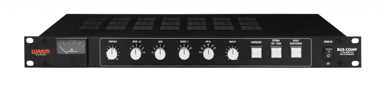 Warm Audio Bus-Comp Stereo 2 Channel VCA Bus Compressor