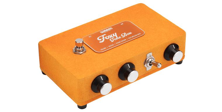 Warm Audio WA-FTB Foxy Tone Guitar Pedal