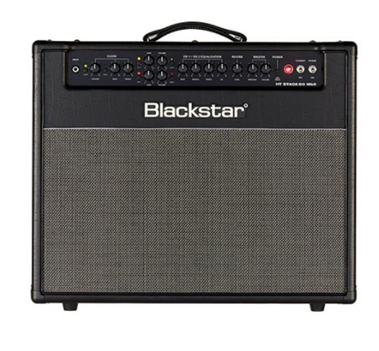 Blackstar HT Stage 60 1x12 MKII 60-Watt Guitar Combo Amplifier