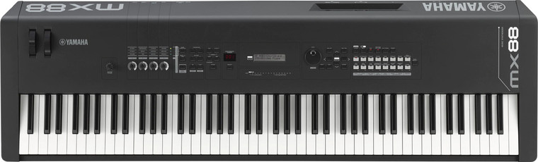 Yamaha MX88 Black Keyboard