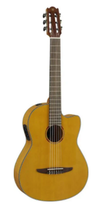 Yamaha NCX1FM Acoustic/Electric Guitar