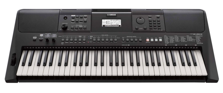 Yamaha PSR E-463 Digital Keyboard