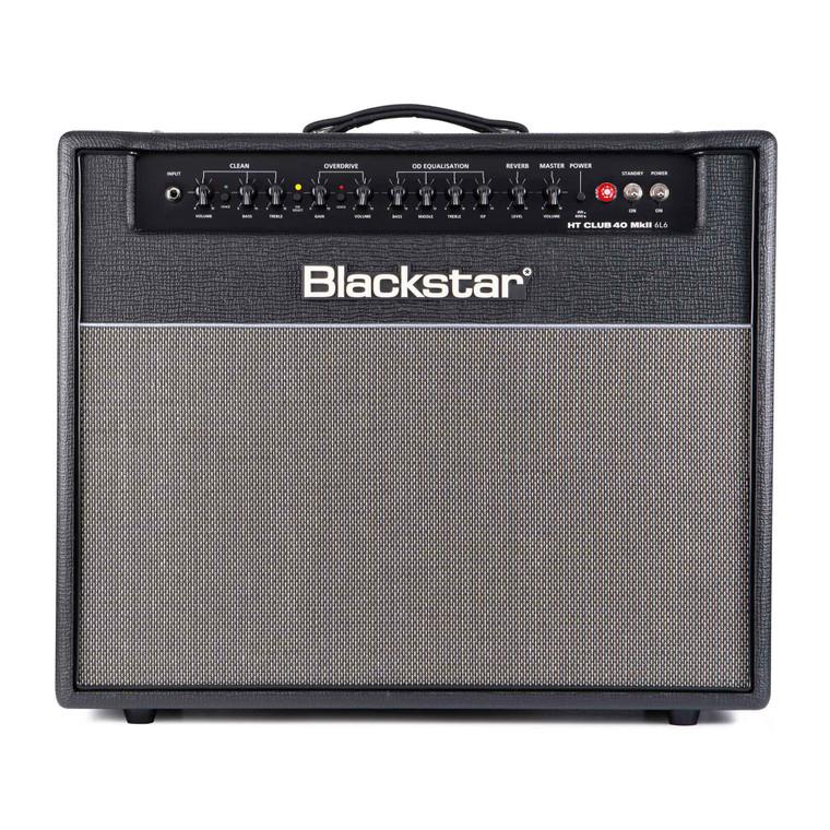 Blackstar HT Club 40 MKII 6L6 40-Watt Combo Amp