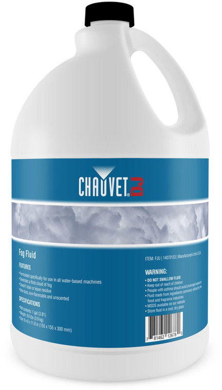 Chauvet DJ High Performance Fog Fluid