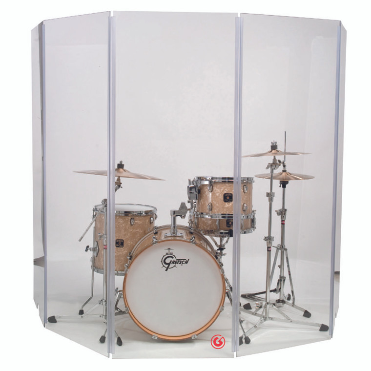 Gibraltar GDS-5 5-Panel Drum Shield