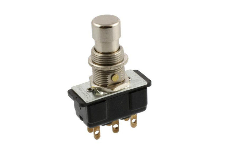 All Parts EP-4155-000 Carling DPDT Pedal Foot Switch