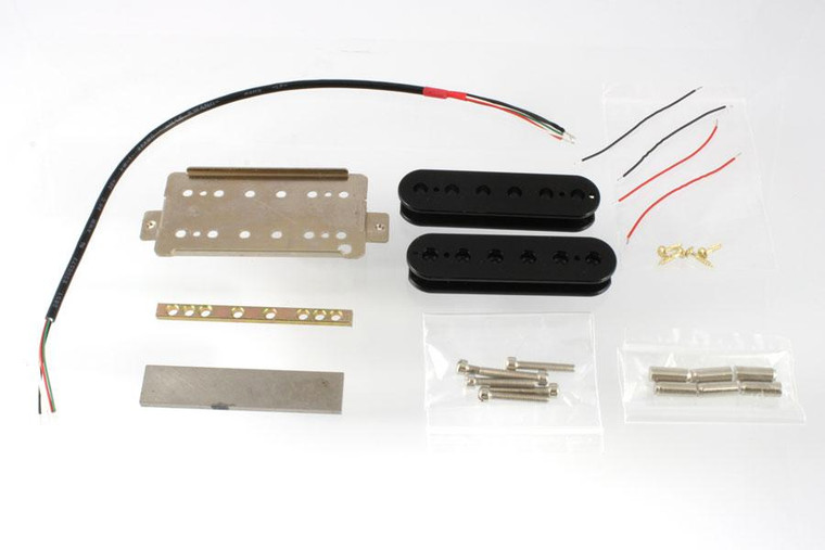 All Parts PU-6980-000 Bridge Humbucking Pickup Kit