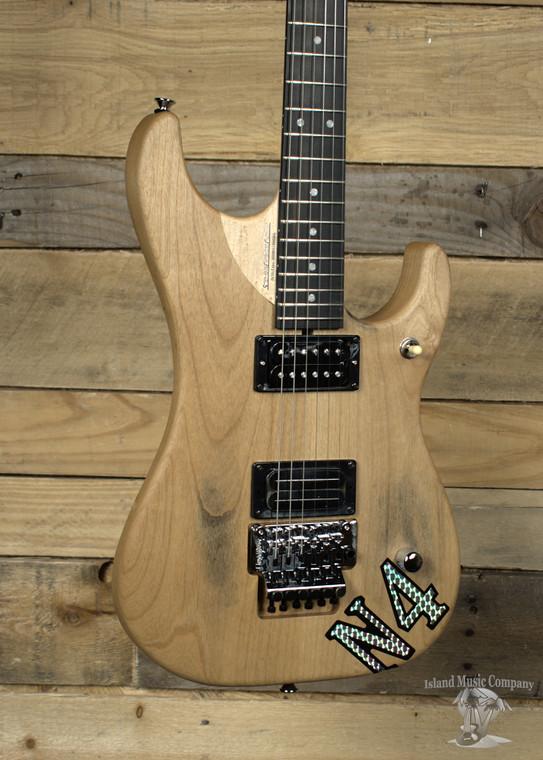 Washburn Nuno Bettencourt N4-Nuno Vintage USA  Electric Guitar Vintage Matte w/ Case