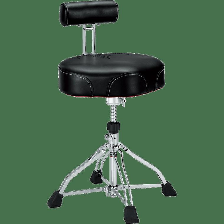 Tama HT741B Ergo-Rider Drum Throne with Backrest
