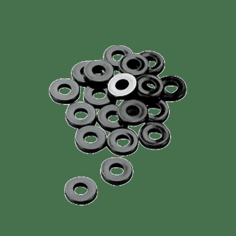 Tama PW620 Non-Loosening Washers - Black Nylon 20 Pack