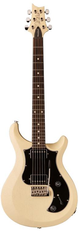 PRS S2 Standard 22 Satin Electric Guitar Antique White w/ Gigbag
