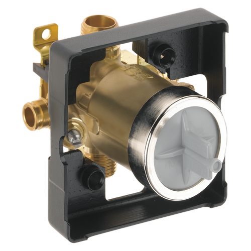 Delta R10000-MFWS MultiChoice(R) Universal Tub and Shower Valve Body