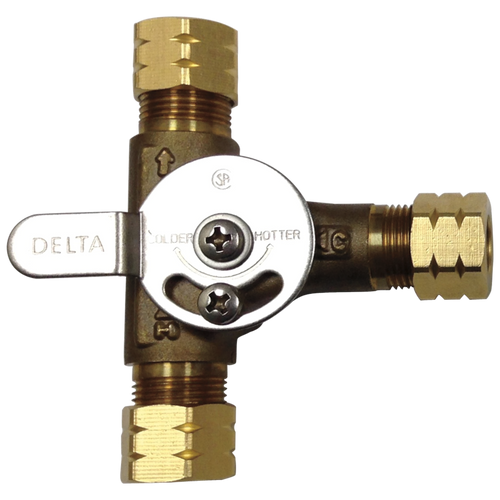 Delta R2910-MIXLF Mechanical Mixing Valve