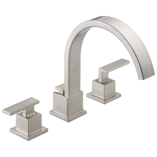 Delta T2759 Trinsic 3-hole Roman Tub Trim CHROME