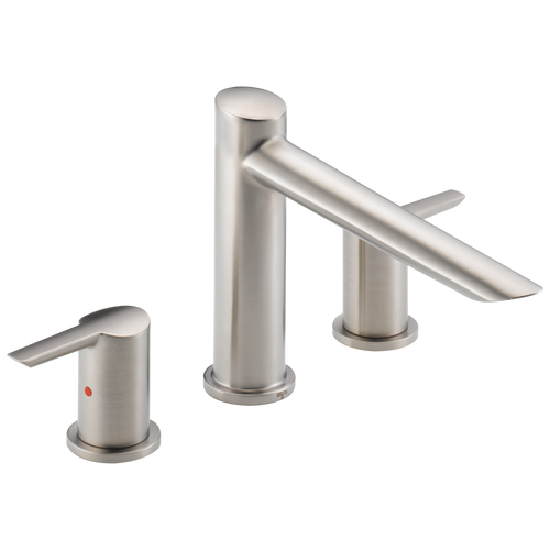 Delta T2761-SS Compel 3-hole Roman Tub Trim STAINLESS