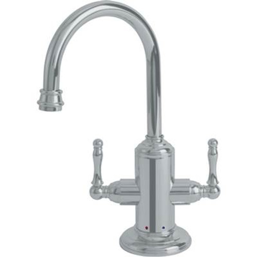 Franke LB13150 Steel Hot Filtered Faucet Staineless Steel Staineless Steel