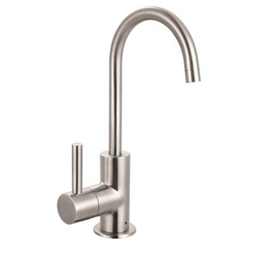 Franke LB13250 Steel Hot/Cold Filtered Faucet Staineless Steel Staineless Steel