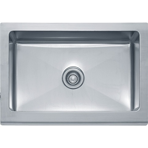 Franke MHX710-33 Manor House Stainless Steel Apron Front Sink