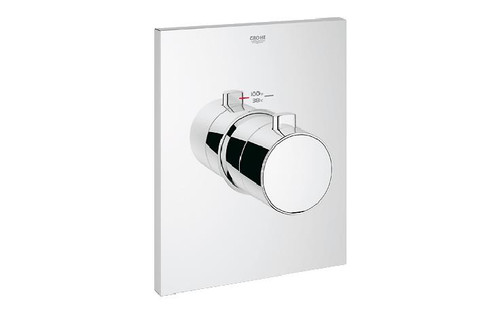Grohe 27621000 Grohtherm F Wall Union With Integrated Hand Shower Holder Chrome