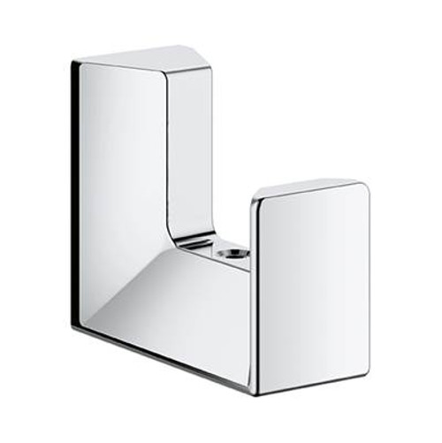 Grohe 40782000 Selection Cube Robe Hook Chrome
