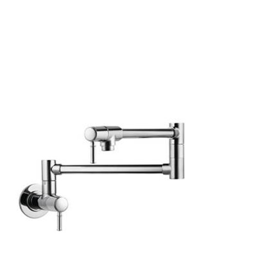 Hansgrohe 04218000 TalisC Pot Filler Wall Mounted CHROME