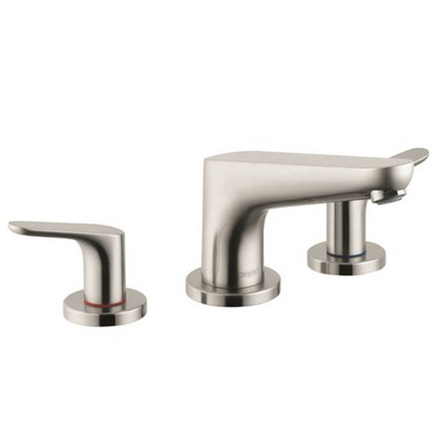 Hansgrohe 04369000  Focus Widespread Faucet in Chrome Chrome
