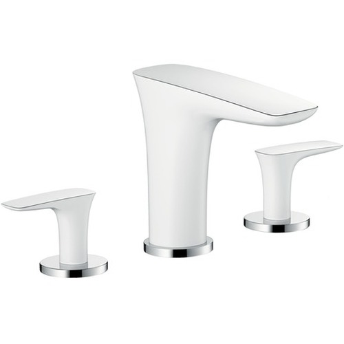 Hansgrohe 15744001 ShowerSelect Round Thermostatic 1-Function Trim Chrome