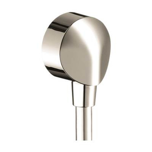 Hansgrohe 27458923 Wall Outlet W/ Dual Check Valve RUBBED BRONZE
