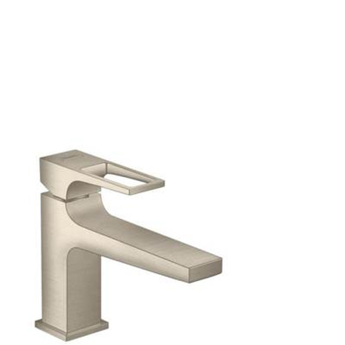 Hansgrohe 74506001 Metropol 110 Singleƒ??Hole Faucet with Loop Handle, 1.2 GPM Chrome