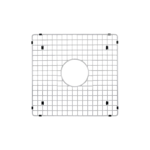 Blanco 236783 Stainless Grids PRECIS 1.75 Low Divide Small bowl