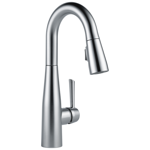 Delta 9913-AR-DST Single Handle Pull-Down Bar / Prep Faucet (9913-AR-DST)