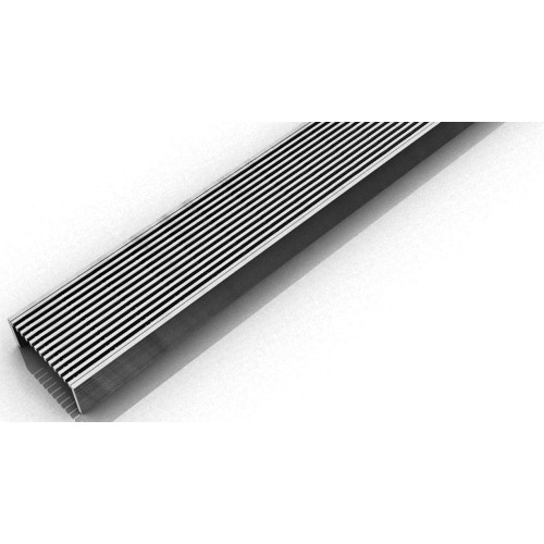 """Infinity Drain  96"""" SAS 9996 PS Complete Kit Polished Stainless"""