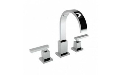 Newport Brass Secant 2040/15 Widespread Lavatory Faucet Polished Nickel