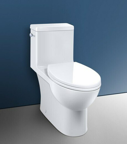 Caroma Caravelle Smart 270 One Piece Toilet - Lever Handle