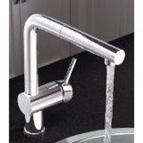 Blanco 441196 Linus Pull-Out Kitchen Faucet Chrome