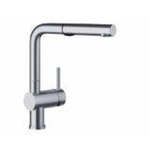 Blanco 441403 Linus Dual Spray Pull-Out Kitchen Faucet Chrome