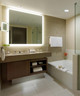 Electric Mirror SIL-3636-KN Silhouette Lighted Mirror with Keen