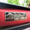 2018-Present JL Wrangler Dash Plate