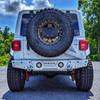 2018-Present Wrangler Spare Tire License Plate Relocation Kit