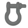 "3/4"" D-Ring Shackle Pair - Sting Gray Gloss"