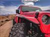 2018-Present Wrangler/Gladiator Front Tube Fender Set - Firecracker Red Gloss