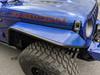 2018-Present Wrangler/Gladiator Front Tube Fender Set - Ocean Blue Gloss