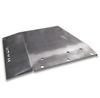 2018-Present 4-Door Wrangler/Gladiator Transfer Case Skid Plate - Sting Gray Gloss