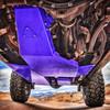 2018-Present 3.6L 4-Door Wrangler Complete Skid Plate System - Ocean Blue Gloss