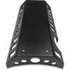 2018-Present Wrangler Exhaust Skid Plate - Black Texture
