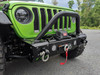 2007-Present Wrangler/Gladiator Predatör Series Front Bumper - Black Texture
