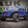 2007-Present Wrangler/Gladiator Predatör Series Front Bumper - Ocean Blue Gloss